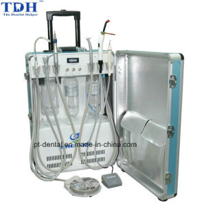 Portable and Easy to Operate Dental Unit (TDH-P206) pictures & photos