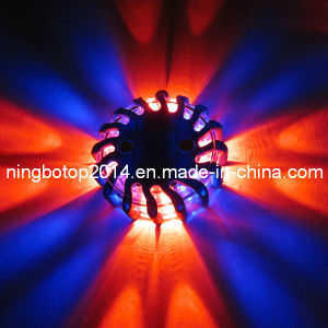 Red Blue LED Safety Light