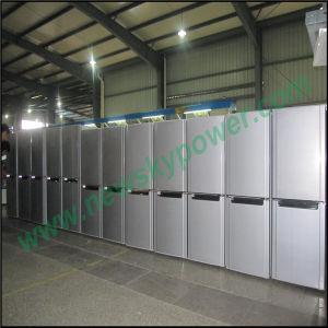 Home Solar Power Source Single Door 12V 24V Solar Refrigerator pictures & photos