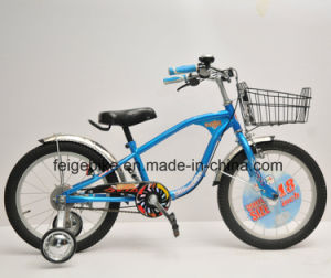 2017 New Model Factory Direct Sale Children Kids Beach Cruiser Bike (FP-KDB-17069) pictures & photos
