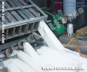Aquatic Fishery Industry Cooling 5mt/Day Containerized Brine System Ice Block Machine pictures & photos
