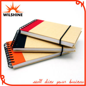 Mini Pocket Spiral Paper Notebook for Promotion (PNB011) pictures & photos
