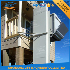 Handicapped Equipment Electric Hydraulic Wheelchairs Lift pictures & photos
