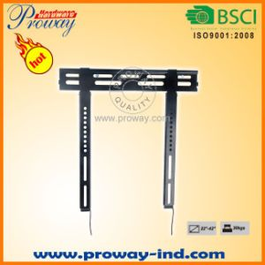 Ultra-Thin TV Hanging Brackets for 24 Inch to 48 Inch pictures & photos