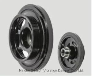 Crankshaft Pulley / Torsional Vibration Damper for Mercedes-Benz 6110301703 pictures & photos