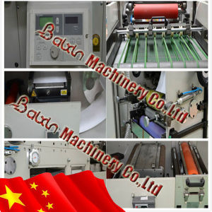 Five Set IR Dryer Flexo Label Printing Machine pictures & photos
