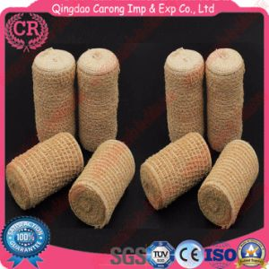 Medical Crepe Elastic Bandage Skin Color pictures & photos