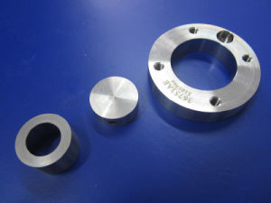 CNC Machining Part for Food Machinery Turning Parts Ring pictures & photos