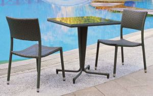 Bistro Furniture Outdoor Garden Set Rattan Bistro Set pictures & photos