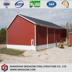 Steel Prefabricated Movable Agricultural Warehouse pictures & photos