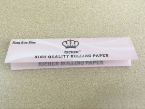 Super King Size Smoking Rolling Paper pictures & photos
