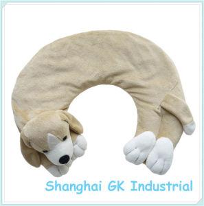 Washable Reusable Plush Animal Hot Compress Neck Wrap, Dog pictures & photos