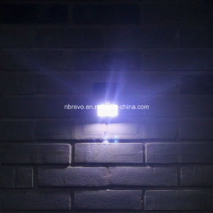 4LED Solar Powered PIR Motion Sensor Wall Light (RS2003-4) pictures & photos