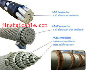 AAC AAAC ACSR Bare Conductor with High Quality pictures & photos