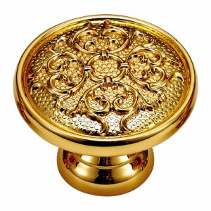 High Quality Solid Brass Wardrobe Furniture Handle pictures & photos
