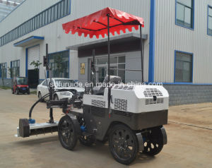 Ride-on Laser Conrol Self Leveling Concrete Floor Leveling Machine (FJZP-200) pictures & photos