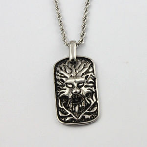 2012 Fashion Stainless Steel Pendant Necklace