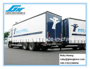 Slider Hydraulic Tail Lift for Truck pictures & photos