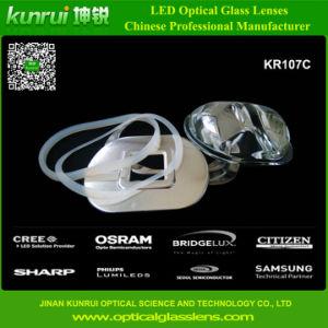 Glass Lens for LED Street Light (KR107C)