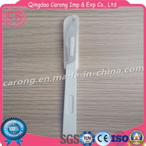 Sterile Medical Surgical Disposable Stainless Steel Handle Scalpel pictures & photos