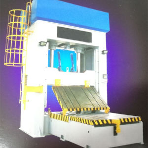 Nc Series Vertical Type Die Spotting Machine Nc200-1813 pictures & photos