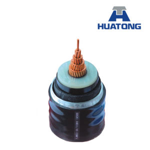 11kv XLPE Insulation Electric Power Cable with Copper/Aluminum Conductor pictures & photos
