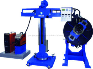 Small Size Metal Welding Center Welding Manipulator pictures & photos