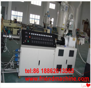 Sj PE PP PVC Plastic Extrusion Machine pictures & photos