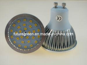 LED Bulb Lamp GU10 5W 28PC 2835SMD 470lm (GU10AL-28S2835) pictures & photos