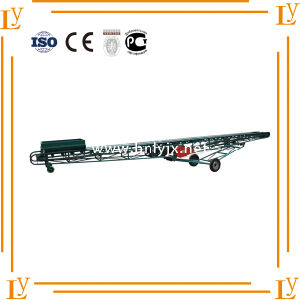 Hot Sales Small Mobile Rubber Belt Conveyor pictures & photos