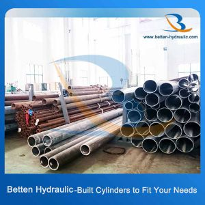 Carbon Steel Pipe for Cylinder pictures & photos