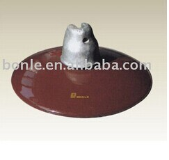 U70/U100/U160/U210 Anti Fog Disc Type Porcelain Insulator