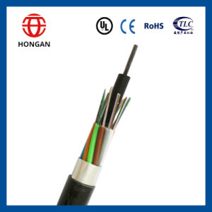 GYTA 12 Core Outdoor Optical Fiber Cable with Single Mode for Duct Buried pictures & photos
