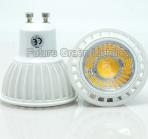 LED Light Bulb GU10 5W with Plastic Body pictures & photos