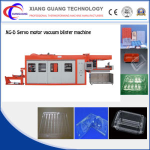 Disposable High Speed Automatic Plastic Vacuum Forming Machine pictures & photos