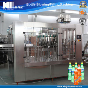 Carbonated Soft Drink (CSD) Filling Machinery Manufacturer pictures & photos
