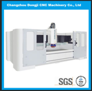 CNC Glass Edge Grinding Machine for Shaped Glass Table Top pictures & photos