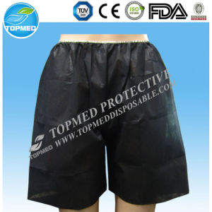 High Quality Disposable Shorts Men′s Boxer Machine Made pictures & photos