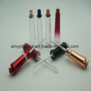 Luxury Lip Gloss Bottle with Diamond Cap pictures & photos
