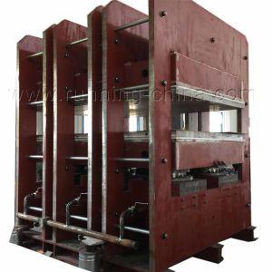 Steam Heating Vulcanzing Press Machine for Rubber Mat pictures & photos
