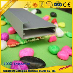 Aluminium Extrusion Frame for Aluminium Frame Cabinet Frame Grass Frame pictures & photos