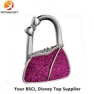 Round Shape Foldable Handbag Hook pictures & photos