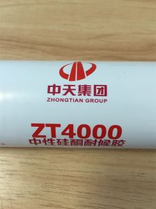 Heat Resistant Construction Silicone Sealant From Group Company pictures & photos