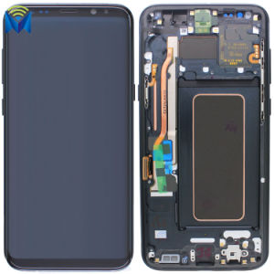 for Samsung Galaxy S8 S8+ Plus Cell Phone LCD Display and Touch Screen Assembly with Frame pictures & photos