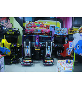 Coin Operated Speed up Driving Car Video Games HD Outrun Racing Arcade Simulator pictures & photos