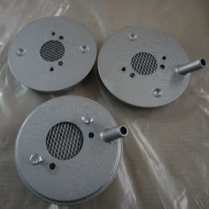 OEM Auto Parts Air Filters with Breather Pipe, Customized Stamping Parts pictures & photos