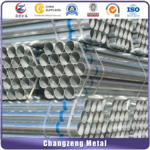 Hot Dipped Galvanized Steel Pipe for Water Transportation (CZ-RP06) pictures & photos