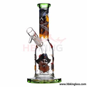 Hot Sale 2017 New Glass Smoking Water Pipe with Fancy Beaker pictures & photos