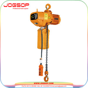 Factory Price Lifting Hoists 1 Ton Electric Chain Hoist pictures & photos