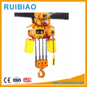 Dual Speed with Hook Electric Hoist Machine (PA300/400/400B/600/800/1000) pictures & photos